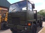 Bedford TM 4x4 Truck Winch