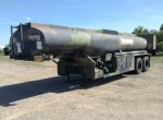 Semi Trailer fuel Tanker
