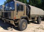 Saurer Daimler 6DM 4x4 Winch Truck