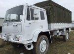 LEYLAND DAF 4X4 TRUCK WHITE EX ARMY