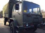 LEYLAND DAF 4X4 TRUCK EX ARMY