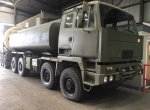 LEYLAND DAF SCAMMELL 8X6 25000 LITRE TANKER TRUCK EX ARMY