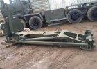 Hook Loader Unit Rollon Rolloff skip loader lifting bodyEdbro & Broughton