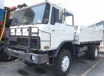 DAF 442 4x4 Cargo Truck Ex military Left hand Drive