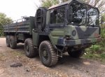 MAN KAT 1 8x8 Cargo Truck with Winch