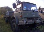 Bedfrod MJ 4x4 Crane Hiab Truck Ex army
