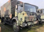 Iveco Magirus 110-17 AW 4x4 Ex army truck