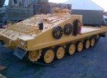 Alvis Sheilder Stormer CVRT Load Carrier