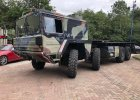 MAN KAT 1 A1 8x8 Truck Ex army wide body