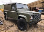 Land Rover 110 defender 4x4 Hard Top