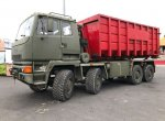 Leyland DAF 8x6 Scammell Dump Truck