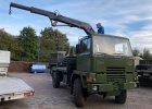 Bedford TM 4x4 Hiab Crane Truck Ex military