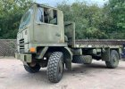 Bedford TM 4x4 Cargo Truck with winch Ex military