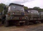 Bedford MJ 4x4 UBRE Refueler Tanker Truck