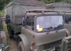 Bedford MJ 4x4 with winch truck