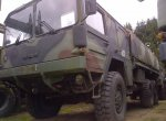 MAN KAT 1 6x6 Winch Truck