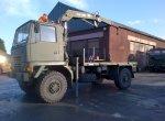 Bedford TM 4x4 Crane Truck