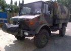 Mercedes-Benz Unimog 4x4 winch U1300L Truck