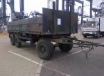 Schmitz 15 Ton Tri axle Draw Bar Trailer
