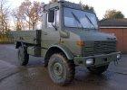 Mercedes-Benz Unimog 4x4 U1300L truck