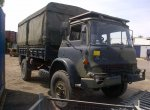 Bedford MJ 4x4 Truck Ex military