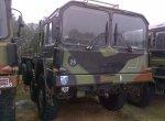 MAN KAT 1 8x8 Crane Truck with Winch