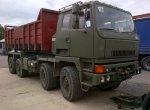Leyland DAF Scammell 8x6 Tipper Multilift Drops Hook Loader Truck ex army