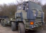 Leyland DAF Scammell 8x6 Tipper Multilift Drops Hook Loader Truck ex army