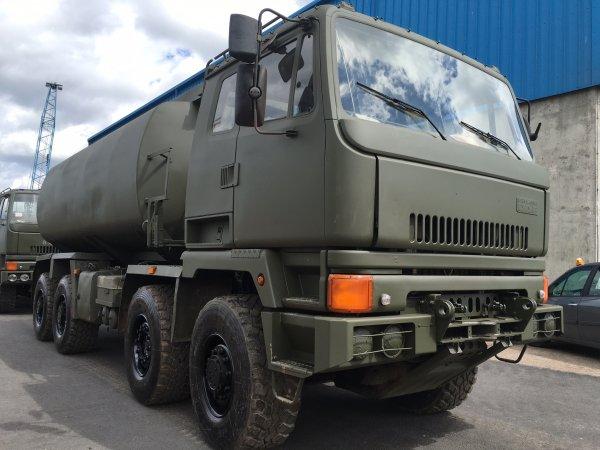 LEYLAND DAF SCAMMELL 8X6 TANKER TRUCK EX ARMY