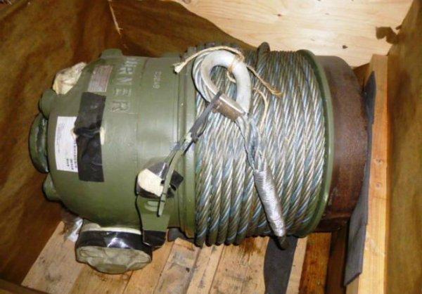 Bedford  TM / MJ 4x4 PTO winch