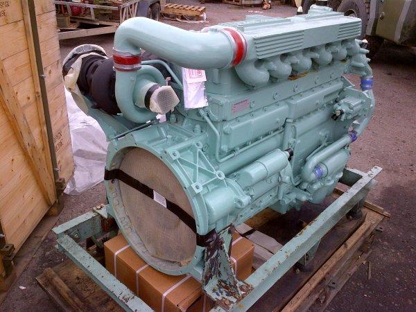 Rolls Royce Perkins Eagle E290 L fully Recon Turbo Diesel Engine